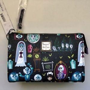 Disney Dooney and Bourke Haunted Mansion handbag